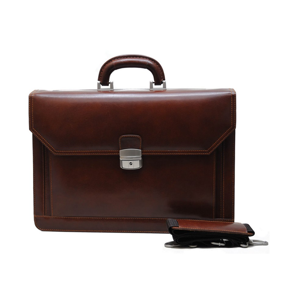 Executive Leather Bag – Classic Collection | One Hundred Ten Store